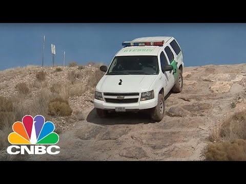 Working The Border With US Customs And Border Protection | CNBC