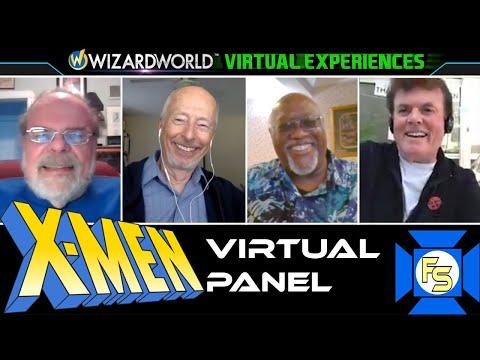 X-MEN ANIMATED SERIES REUNION PANEL – Wizard World Virtual Experiences 2020