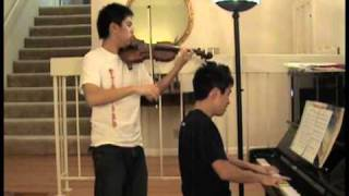 Fairy Tail - Main Theme Violin and Piano