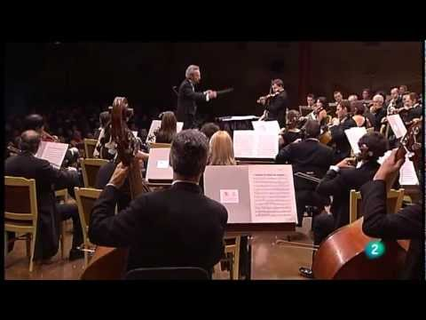 Dmitri Shostakovich - Violin Concerto nº1 (Zimmermann - OSRTVE - Kalmar) en streaming