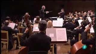 Dmitri Shostakovich - Violin Concerto nº1 (Zimmermann - OSRTVE - Kalmar) Poster