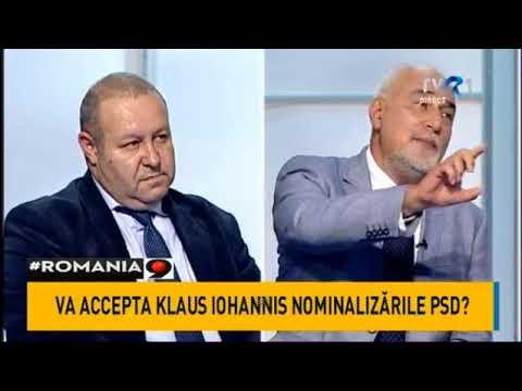 Va accepta Klaus Iohannis noii miniştri propuşi de PSD? - dezbatere #România9