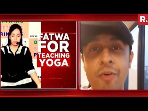 Yoga Is Beyond Religion Says Sonu Nigam | Exclusive