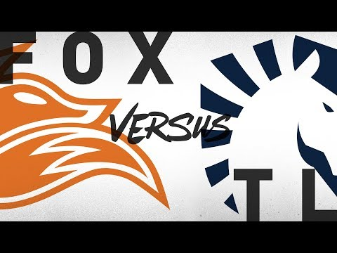 FOX vs. TL - Week 9 Day 1 | NA LCS Summer Split | Echo Fox vs. Team Liquid (2018)