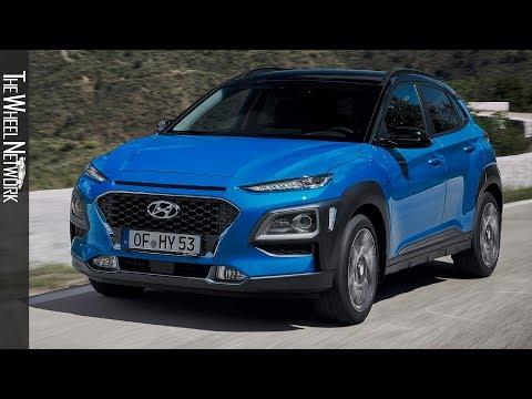 2020 Hyundai Kona Hybrid | Driving, Interior, Exterior