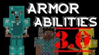 Armor Abilities 3.0 - Fun Bukkit Plugin