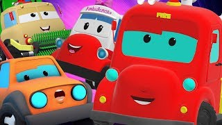 Blaze The Wise | Road Rangers Videos | Car Cartoons by Kids Channel