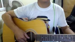 Gương Mặt Lạ Lẫm (Mr. Siro) Guitar Cover - Lá Bàng