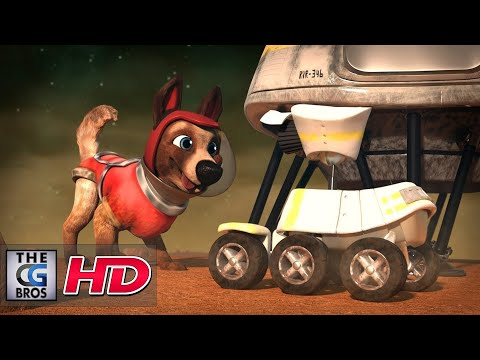 "CGI 3D Animated Short: ""Laika and Rover"" - by Lauren Mayhew"