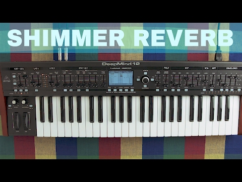 BEHRINGER DEEPMIND 12 SHIMMER REVERB PAD PATCH SOUND DESIGN TUTORIAL ~ Synthesize This! Ep.12 Mp3