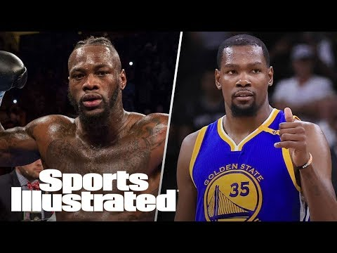 Kevin Durant's Twitter Incident, Deontay Wilder On GGG-Canelo Alvarez   SI NOW   Sports Illustrated