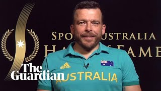 'Our movement has greater importance than ever': Kurt Fearnley delivers rousing speech