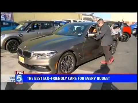 The Best Eco Cars on Fox 5 San Diego