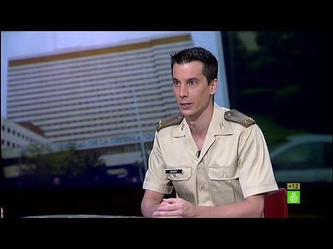 Recupera la libertad el teniente arrestado por denunciar la corrupción en el Ejército