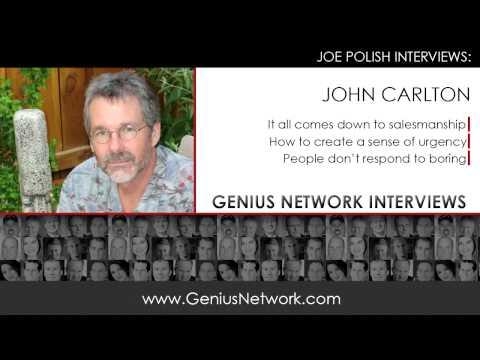 John Carlton: Genius Network Interviews