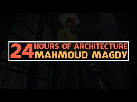 03-24 Hours of Architecture (Session 3 - Visio Diagrams) By Eng-Mahmoud Magdy | Arabic