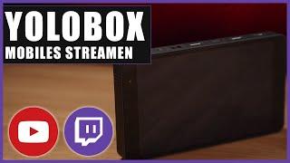 YoloLIV Yolobox Review: Mobil Streamen in einer Box