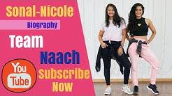 Sonal, Nicole(Team Naach) Biography, Family, Birthday, Wiki, School, YTFF 2019