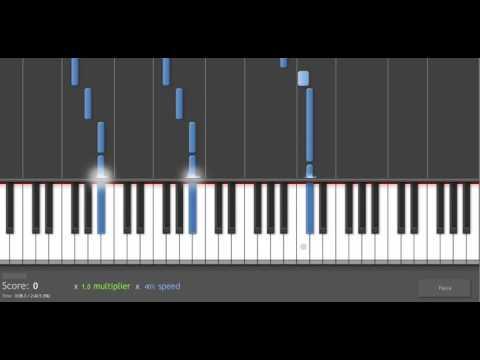 Piano Tutorial: Death Note - Alumina by Nightmare