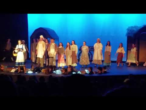 Beauty & The Beast Belle Song - Olmsted Falls High School