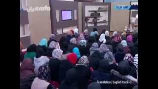 Performing the roles of noble Islamic personalities at schools