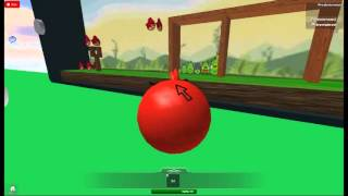 Roblox:ANGRY BIRDS FAN PLACE