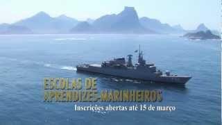 Concurso para as Escolas de Aprendizes-Marinheiros 2013