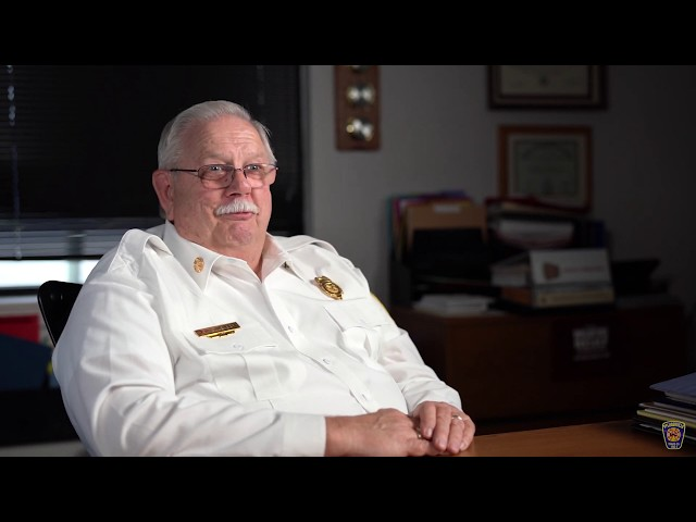 Pflugerville Fire Chief Ron Moellenberg Interview