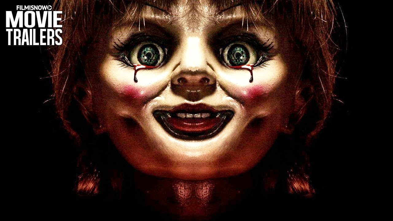 annabelle 2 the creepy evil doll is back youtube
