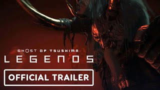 Ghost of Tsushima: Legends - Official Multiplayer Announcement Trailer