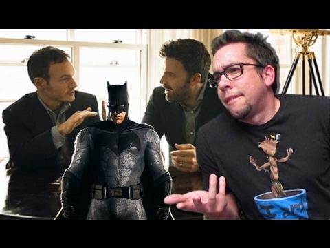 Chris Terrio has Apparently Rewritten the Batman Script for Ben Affleck