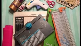 Diva Crafty Essentials ( Paper Crafting Tools)