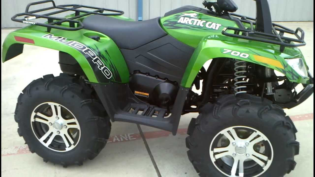 Arctic Cat Mud Pro  Review