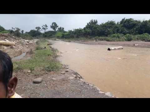 Mosa River At Kankal