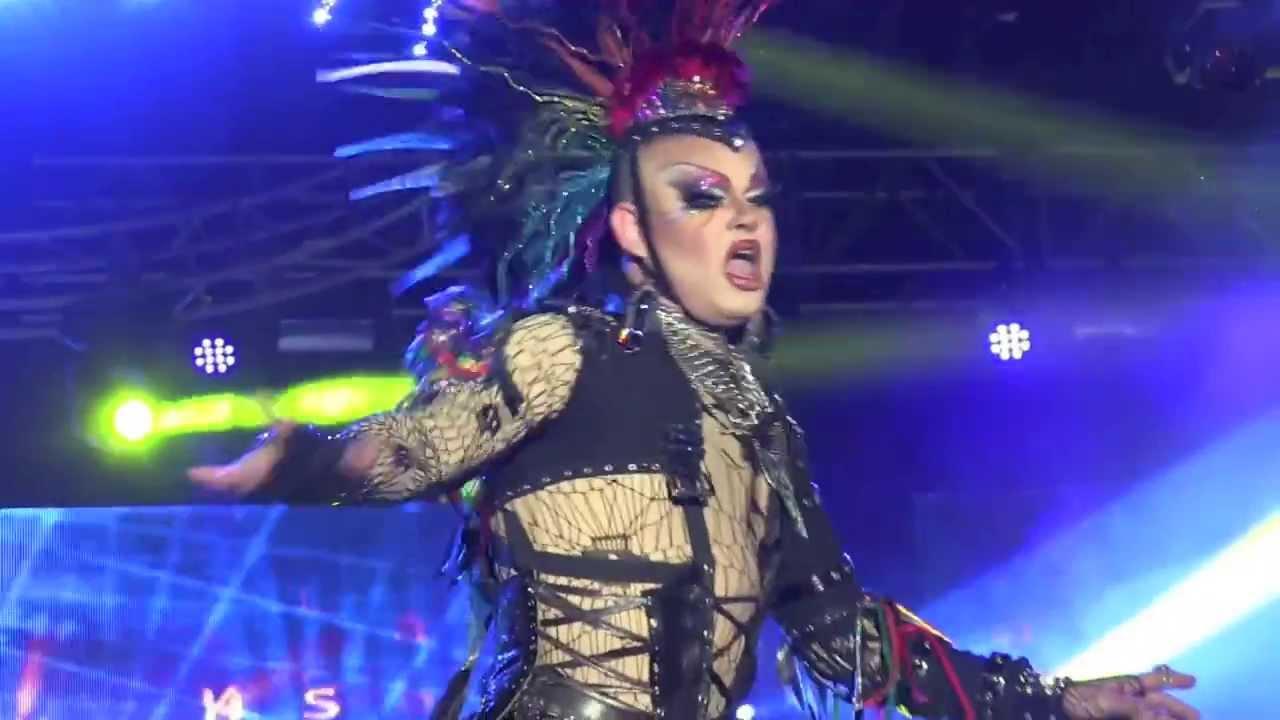 pride at gay Starlight atlanta cabaret