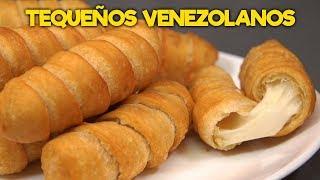 ℗ Tequeños venezolanos (dedos de queso) | Superpilopi