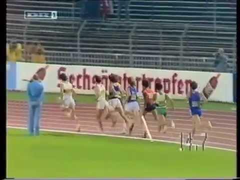 Ovett/Wessinhage/Walker-1500m:1977 World Cup,Dusseldorf