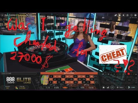 252 000 Roulette Scam?! Was I Just Getting Cheated For At Least 27 000 On Live Roulette?