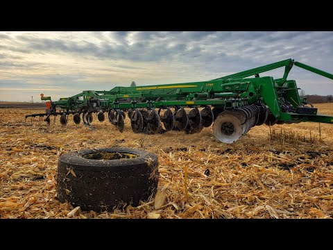 How to Lose a Tire in 10 Acres