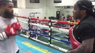 THE BEAST DOING WORK AT TMT