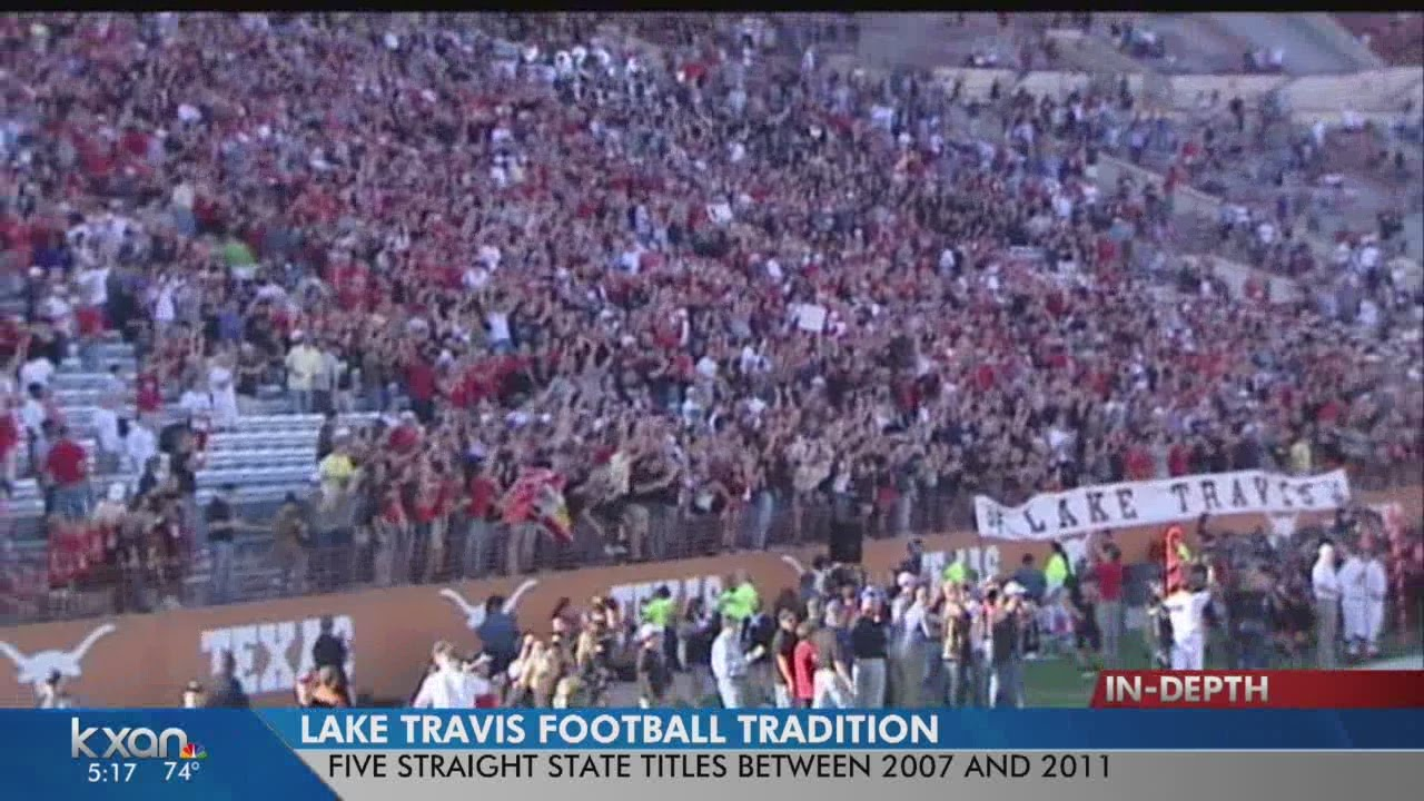 One Of The Biggest High School Football Games Of The Year YouTube