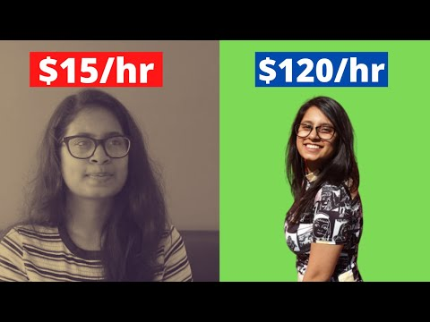 $120/hr as an International Student in Australia - How I did it!