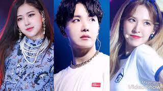 """Hội idol bị """"hắt hủi"""" trong các nhóm nhạc Kpop."""