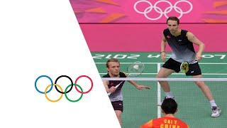 Men's Badminton Doubles Gold Medal Match - China v Denmark | London 2012 Olympics