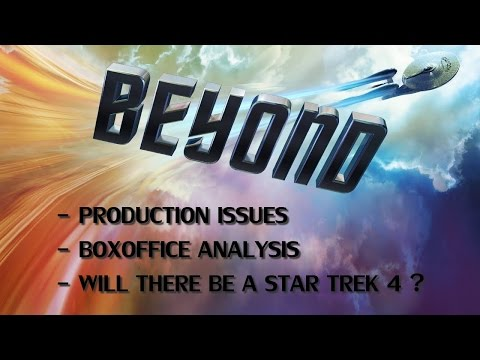 Star Trek Beyond: Production, Boxoffice And Status Of Star Trek 4