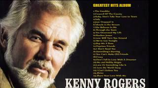 Download Lagu Kenny Rogers Greatest Hits Full album Best Songs Of Kenny Rogers MP3