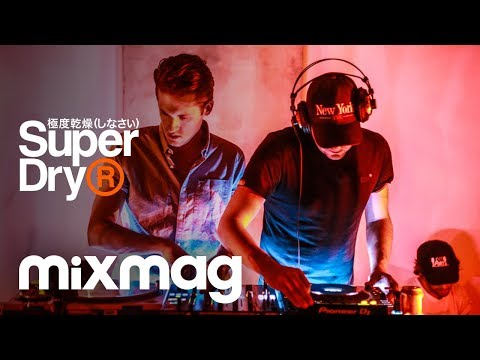 HOLY GHOST! (DJ Set) at Mixmag X Superdry Brooklyn