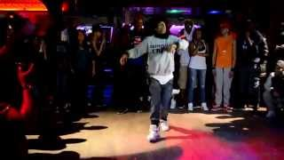 Les Twins dancing in the club