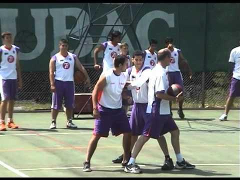 Τα βασικά ενός πλάγιου παίκτη -  coach, Zoran Sretenovic's
