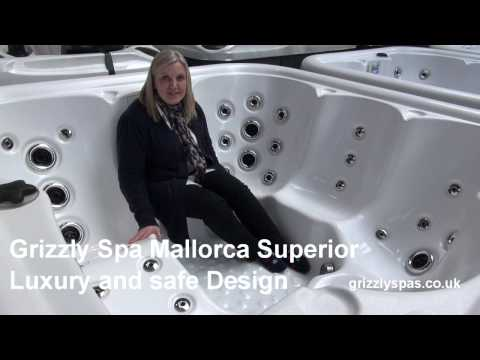 Grizzly Spa Mallorca Superior Luxury and safe Design